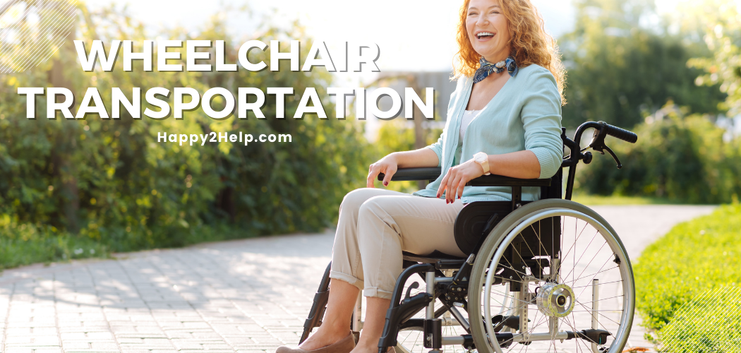 Read more about the article Wheelchair Transportation in San Diego